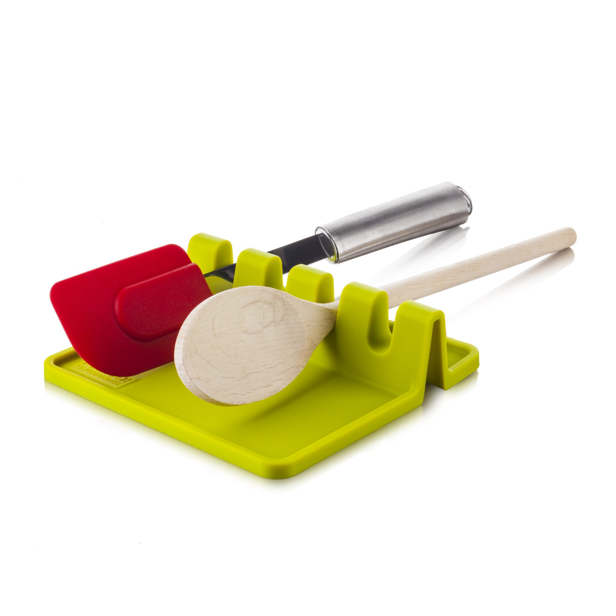 Utensil Rest Green